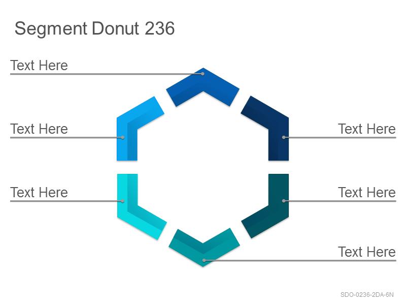 Segment Donut 236