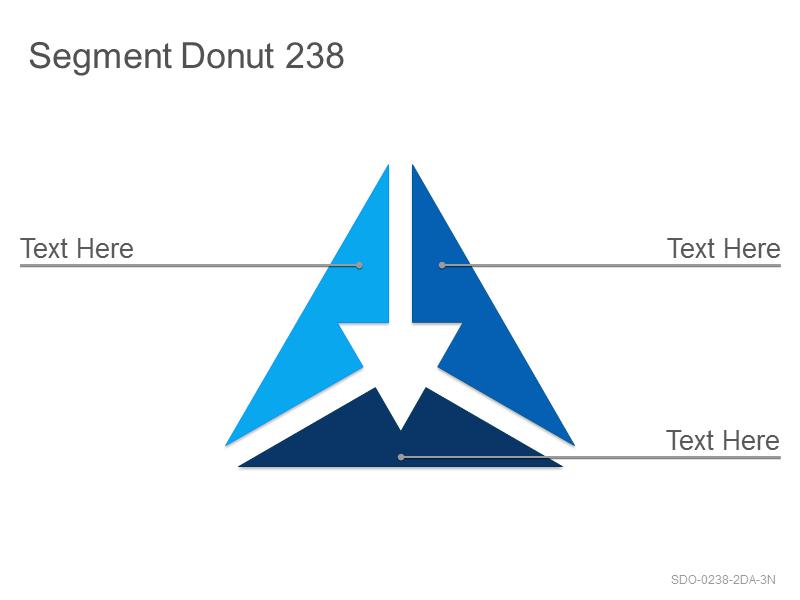 Segment Donut 238