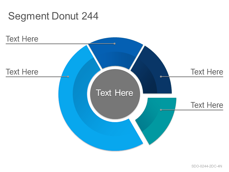Segment Donut 244