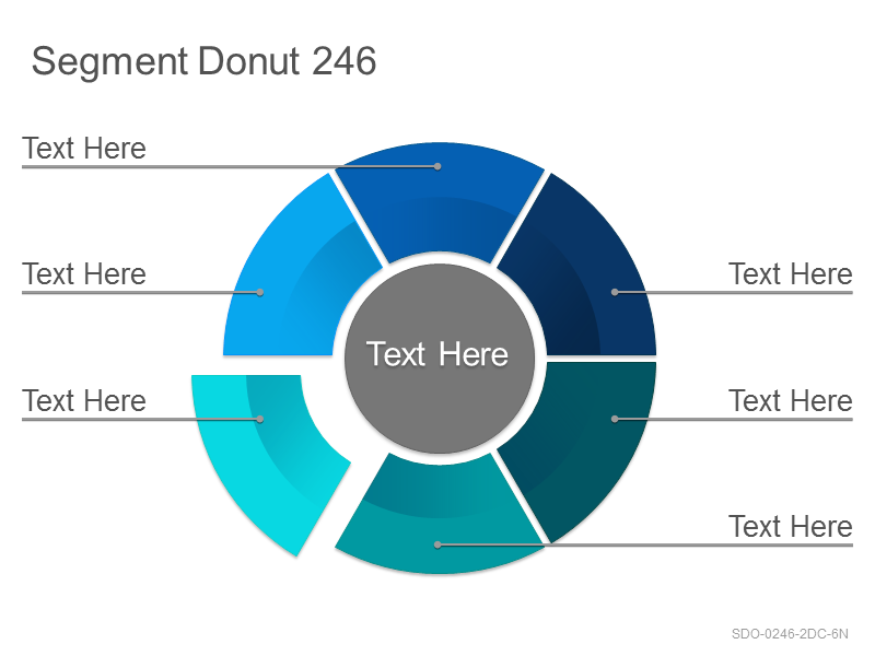 Segment Donut 246