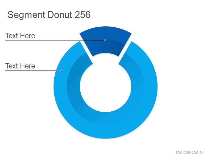 Segment Donut 256