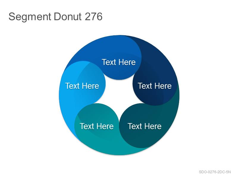 Segment Donut 276