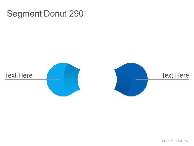 Segment Donut 290
