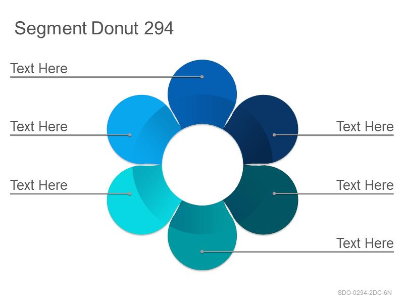 Segment Donut 294