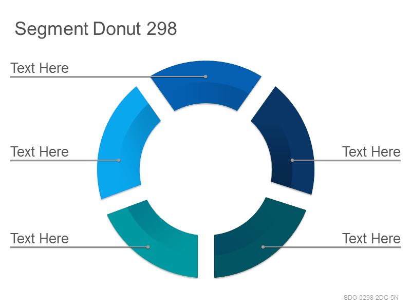 Segment Donut 298