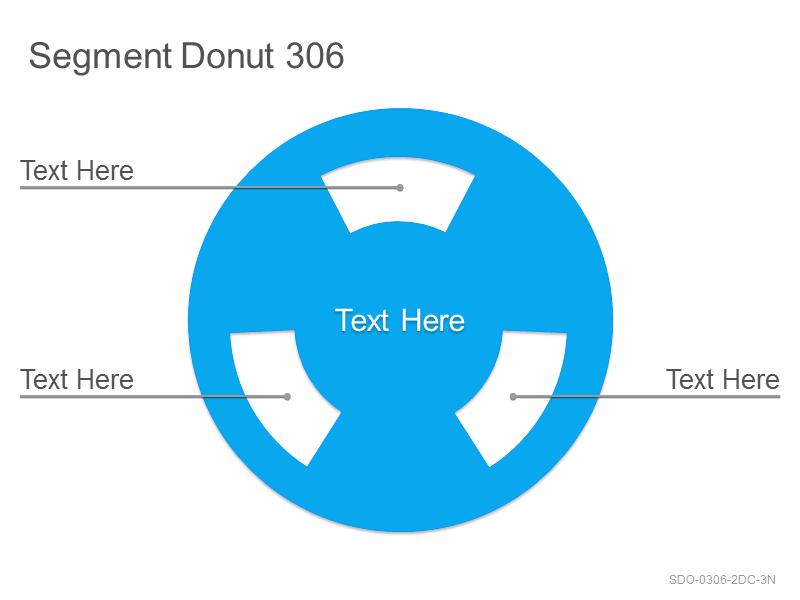 Segment Donut 306