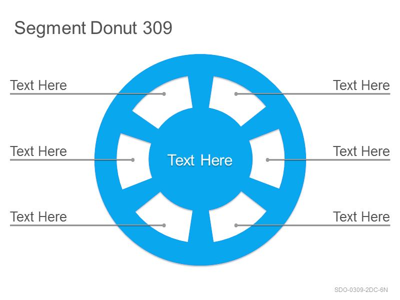 Segment Donut 309