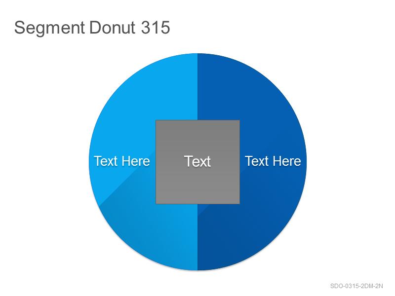 Segment Donut 315