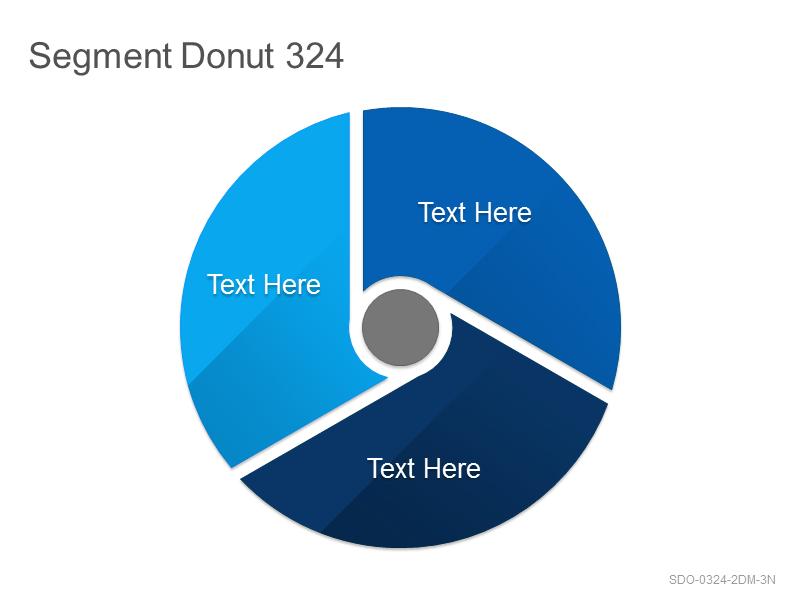 Segment Donut 324