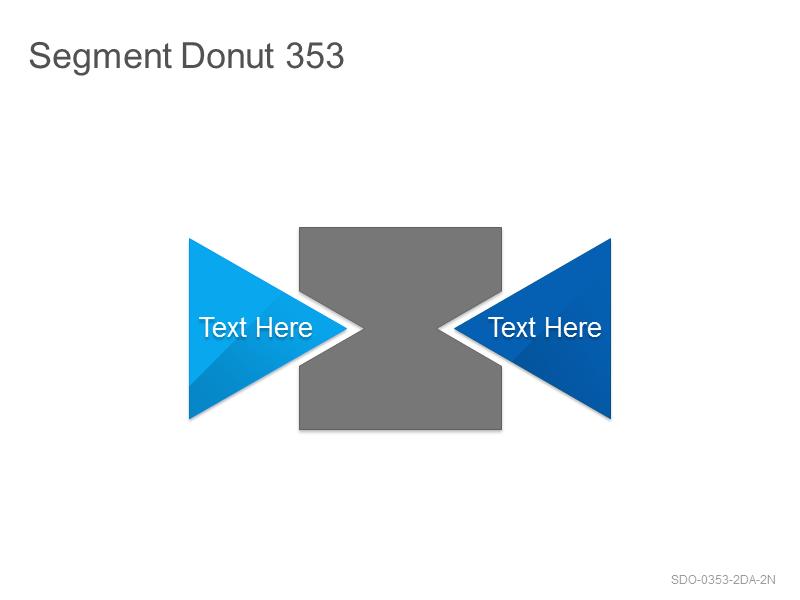 Segment Donut 353