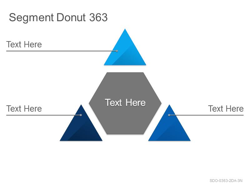 Segment Donut 363