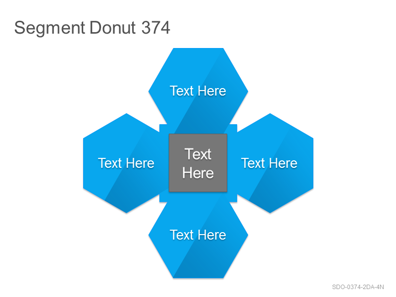 Segment Donut 374