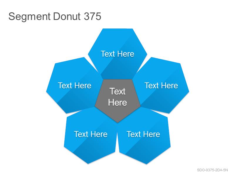 Segment Donut 375