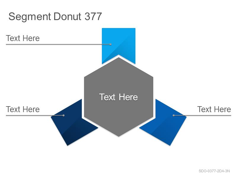Segment Donut 377