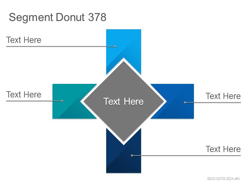 Segment Donut 378