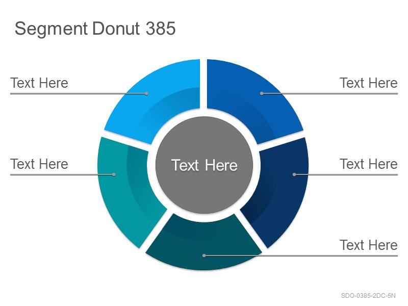 Segment Donut 385