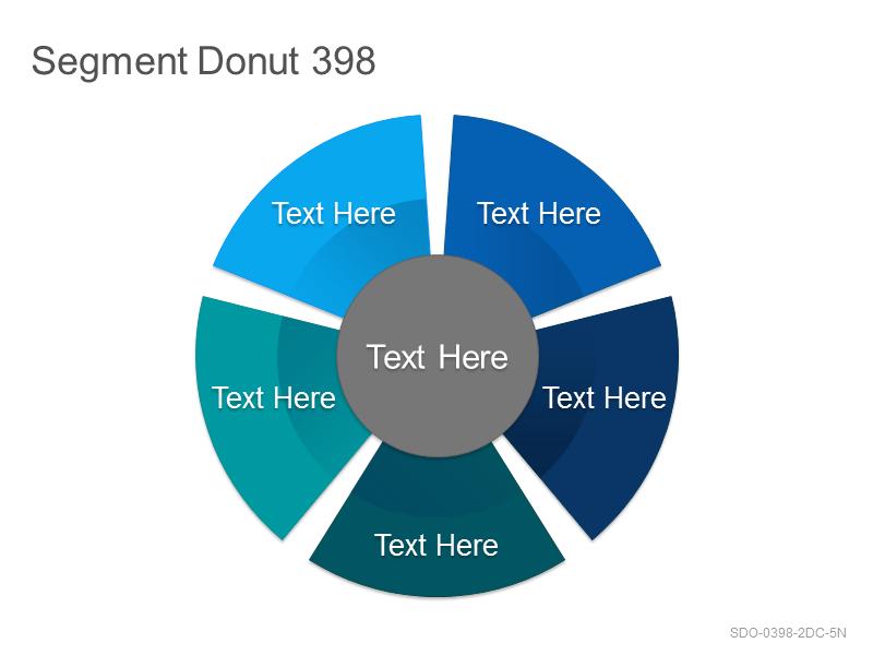 Segment Donut 398
