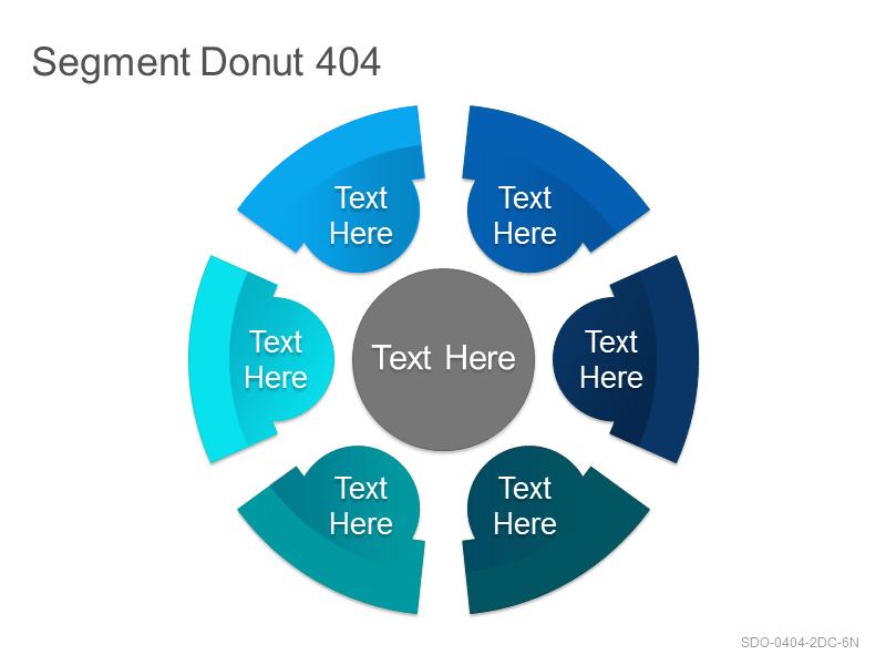Segment Donut 404