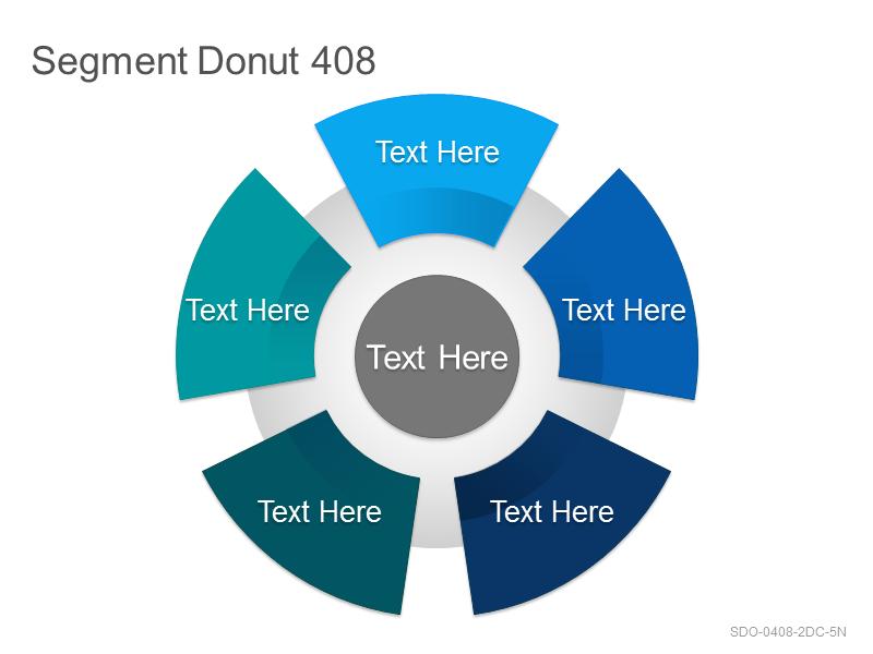 Segment Donut 408