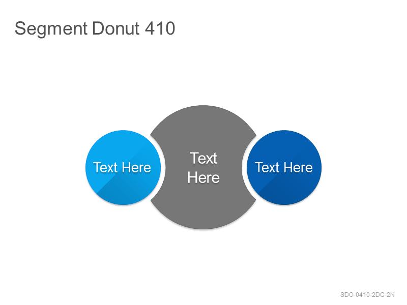 Segment Donut 410