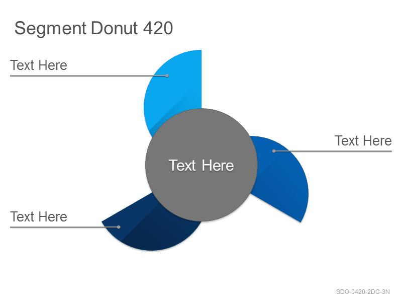 Segment Donut 420