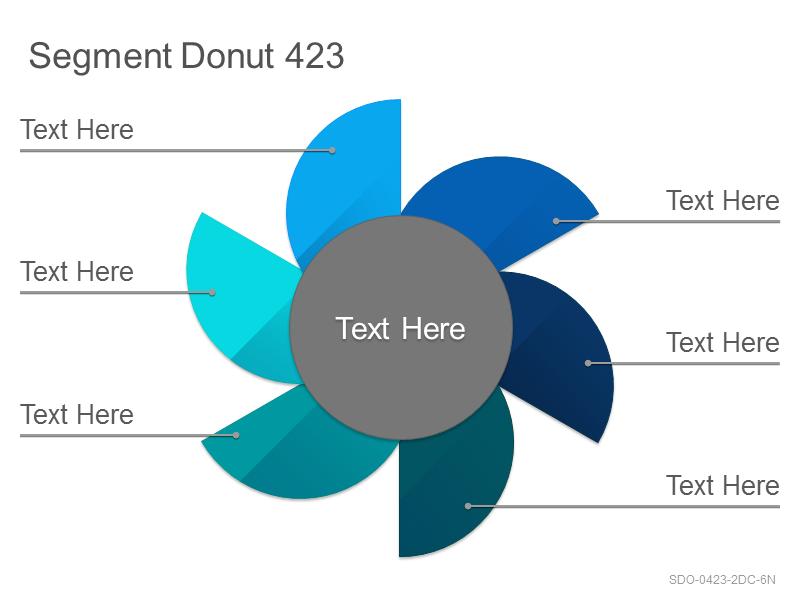 Segment Donut 423