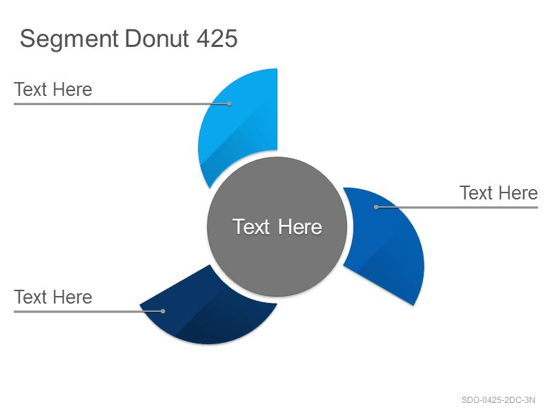 Segment Donut 425