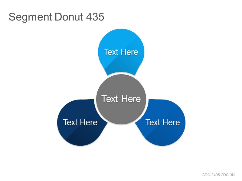 Segment Donut 435