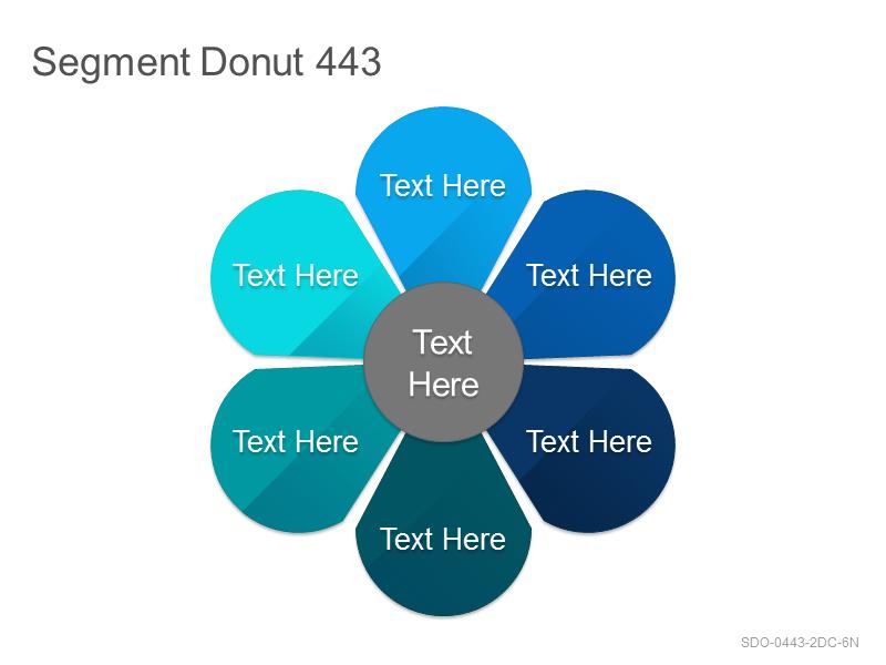 Segment Donut 443