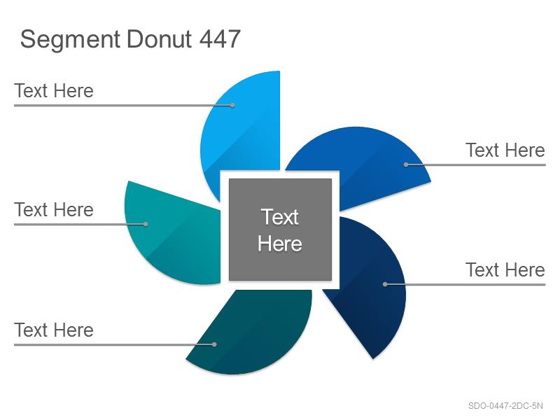 Segment Donut 447