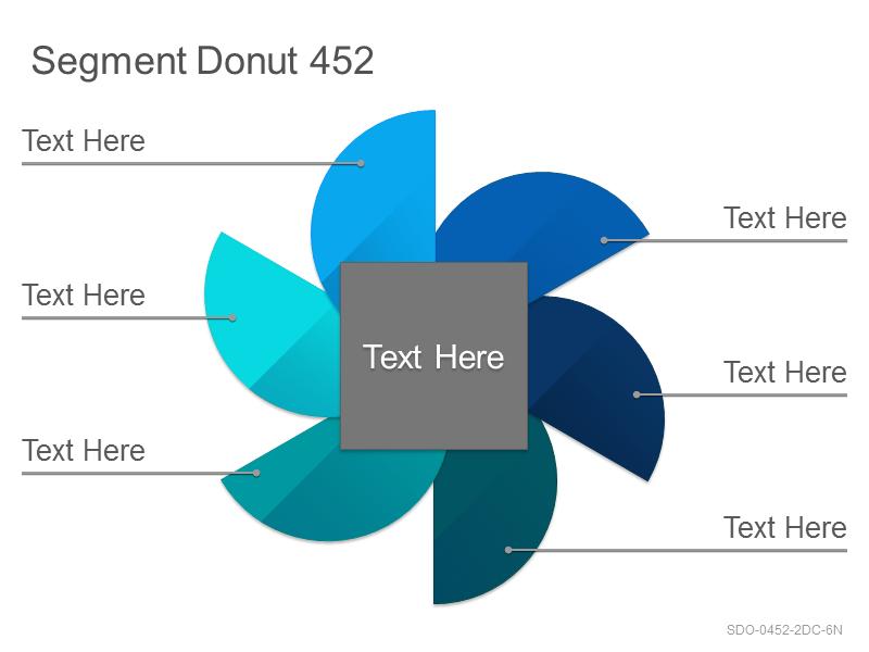 Segment Donut 452