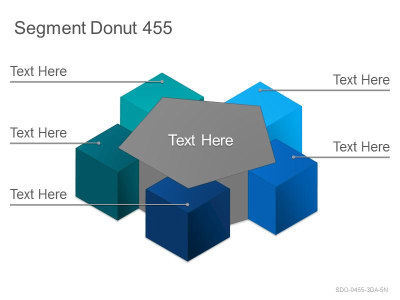 Segment Donut 455