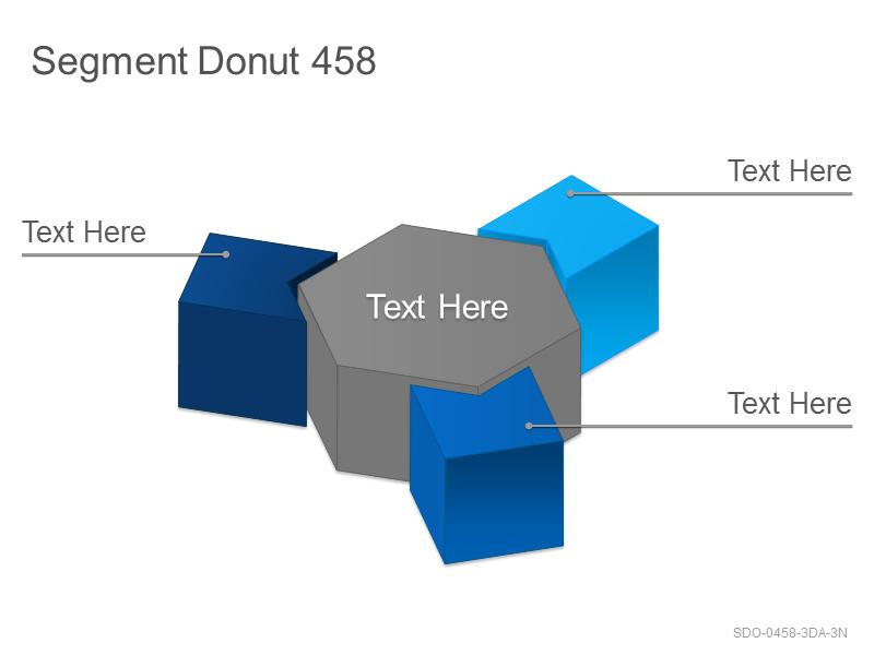 Segment Donut 458
