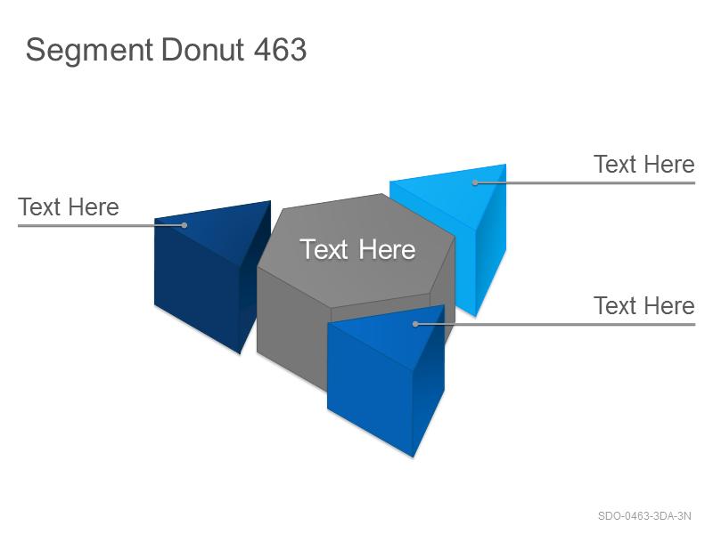Segment Donut 463