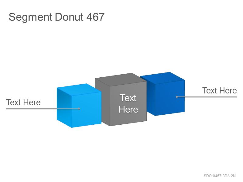 Segment Donut 467
