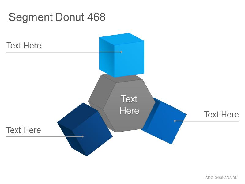 Segment Donut 468
