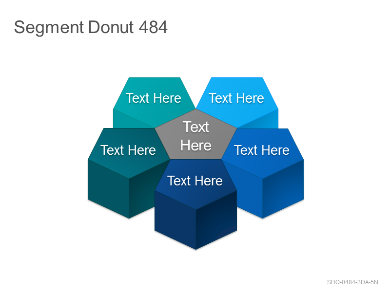 Segment Donut 484