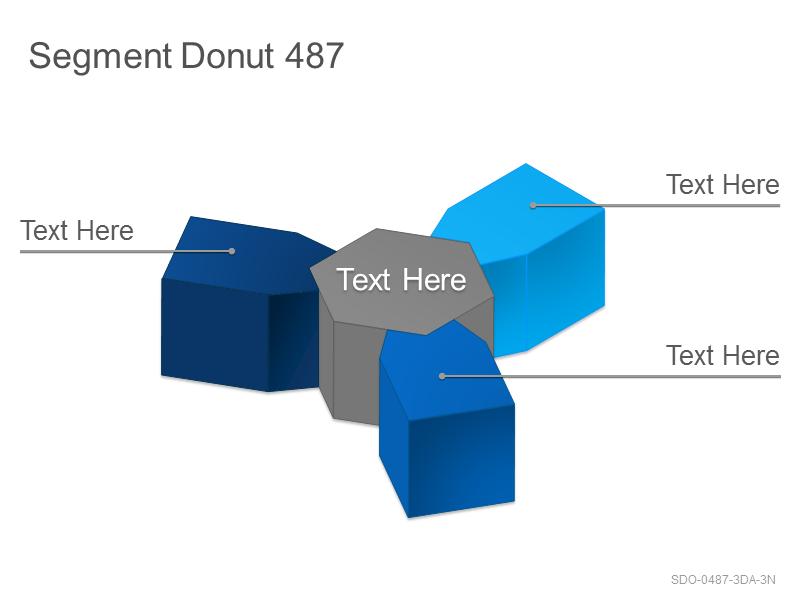 Segment Donut 487
