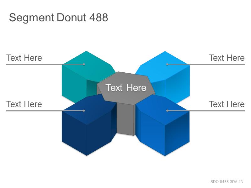 Segment Donut 488