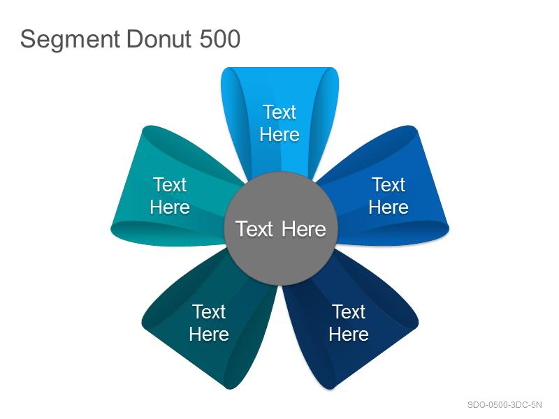 Segment Donut 500