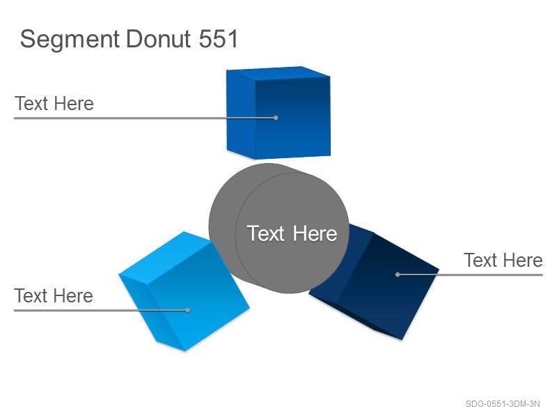 Segment Donut 551