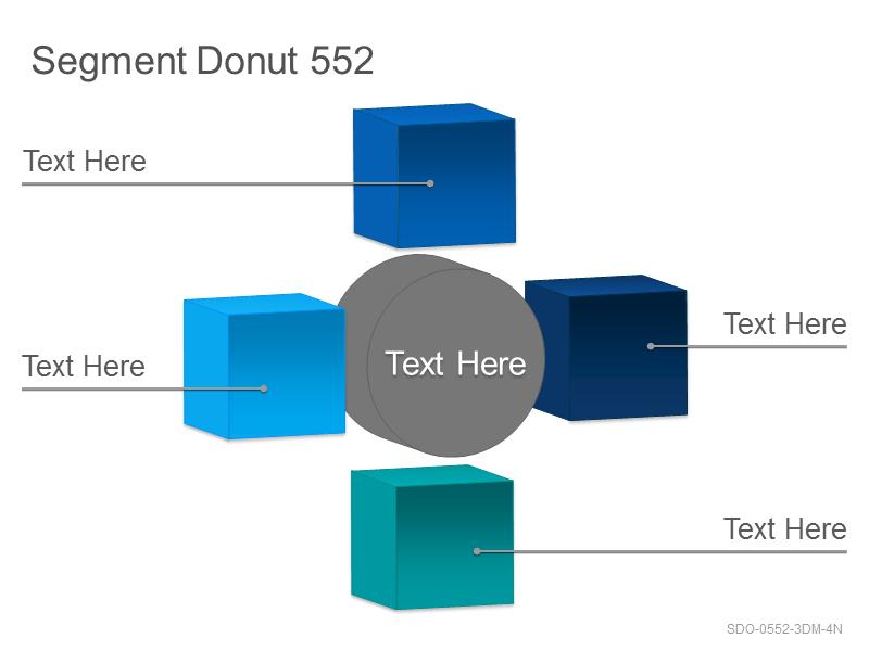 Segment Donut 552