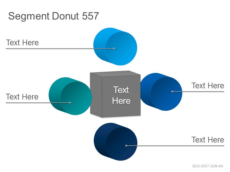 Segment Donut 557