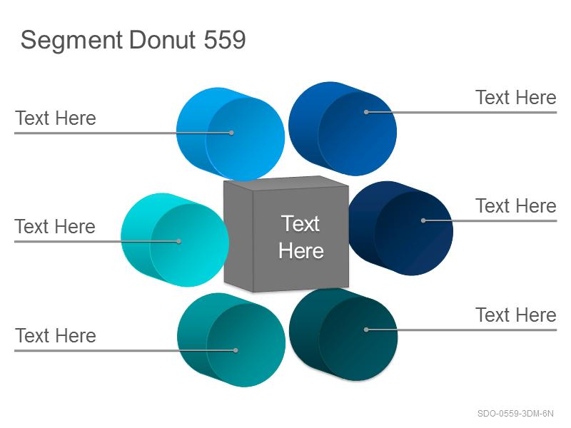 Segment Donut 559