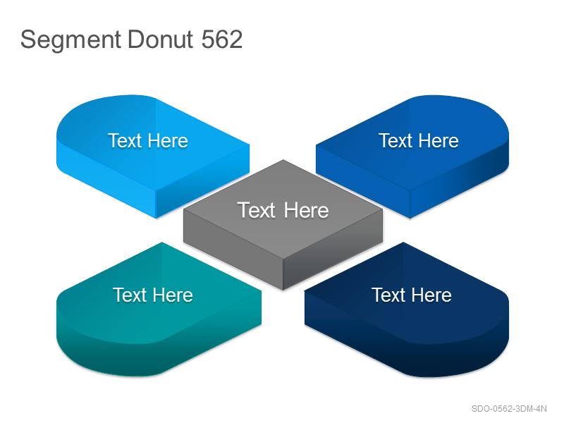 Segment Donut 562