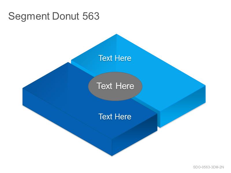 Segment Donut 563