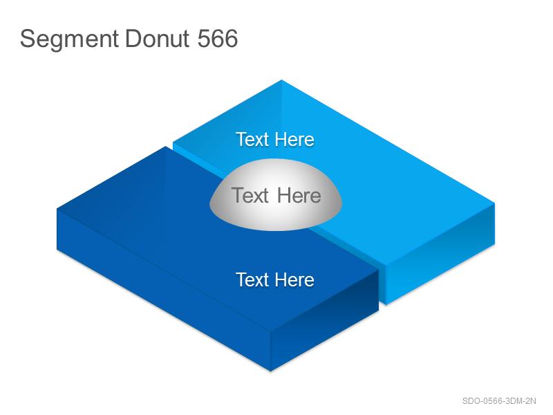 Segment Donut 566