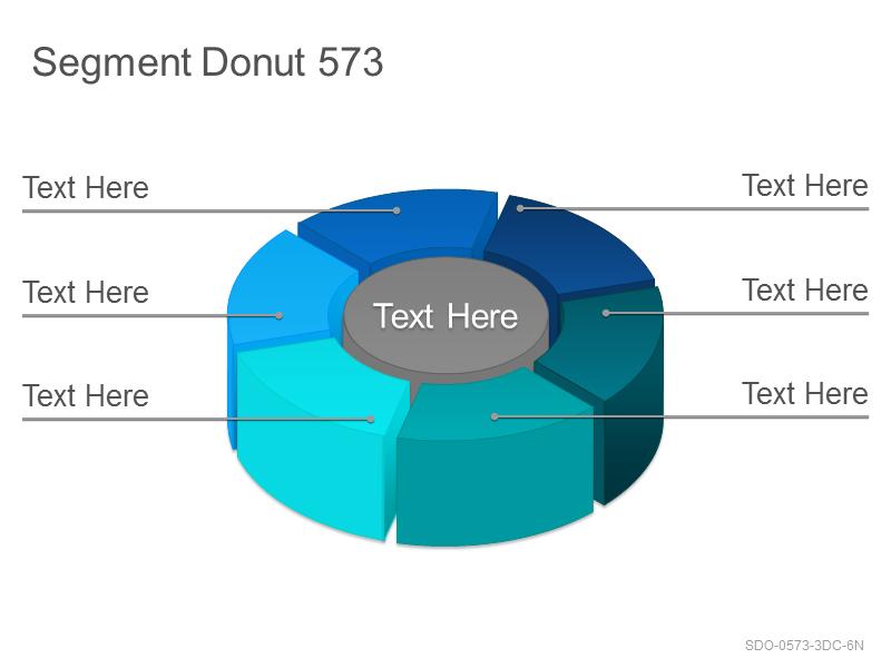 Segment Donut 573