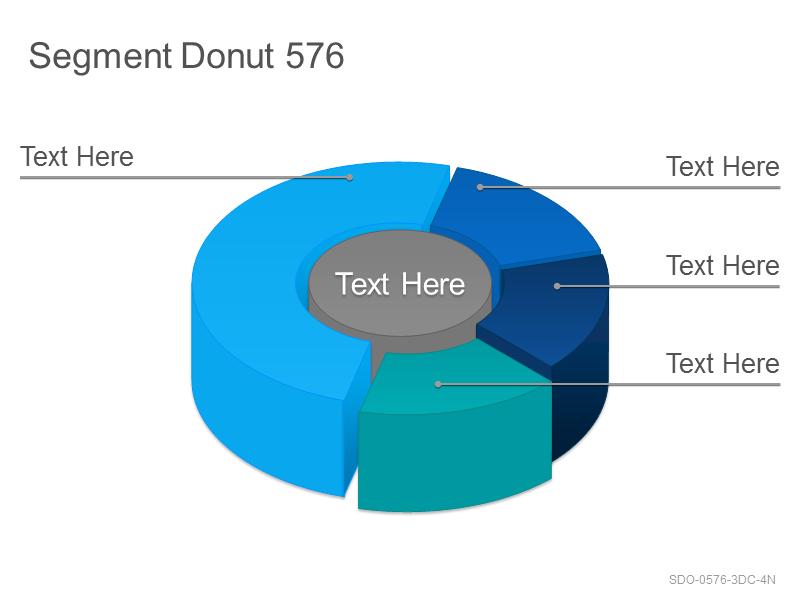Segment Donut 576