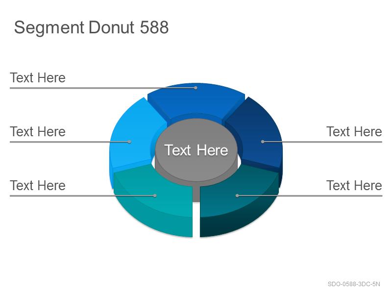Segment Donut 588